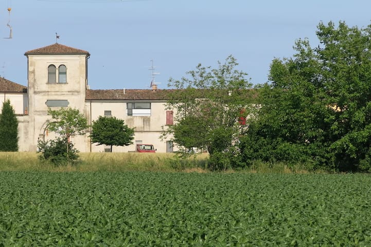 Tower Apt in Piacenza countryside - Turro di Podenzano - Ev