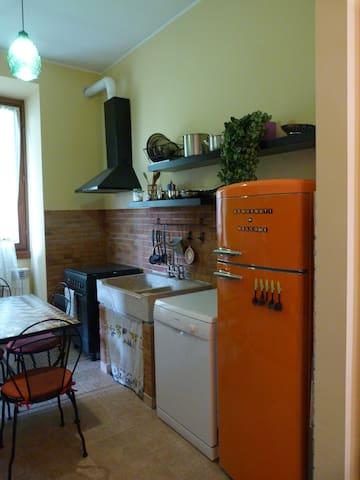 Stupendo bilocale in villa del '700 - CADORAGO (Como) - Wohnung