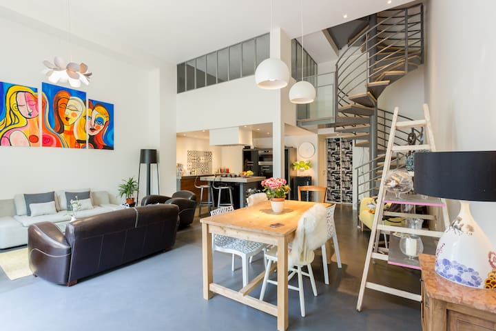 Loft aux portes de Paris - Bagneux - Loft