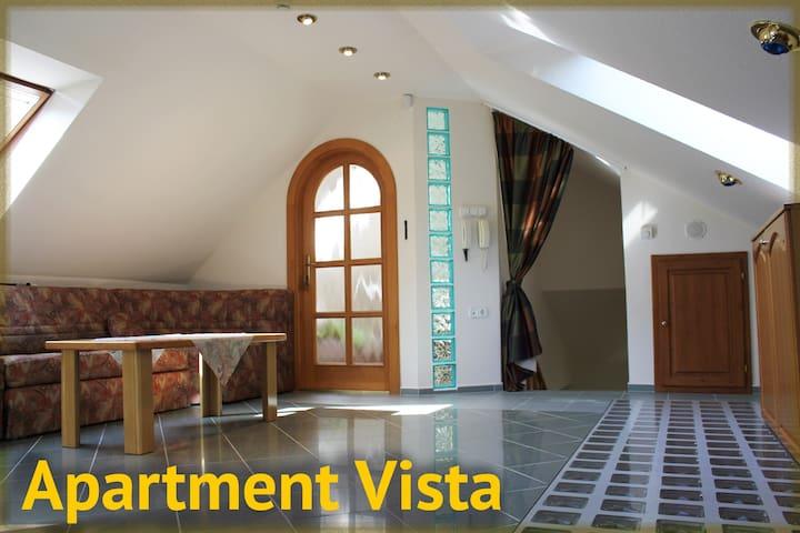 Apartment Vista - Hévíz, Hungary - Hévíz - Leilighet