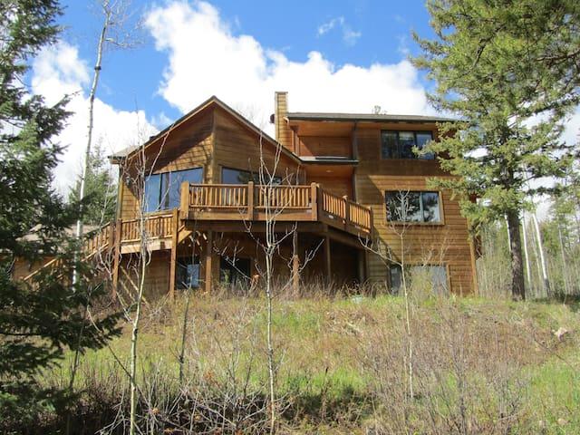 Modern Mountain Home - 莫里森(Morrison) - 家庭式旅館