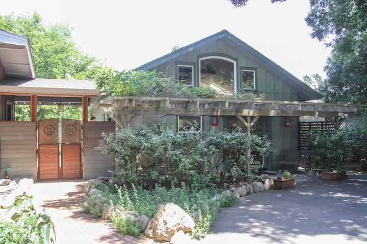 Dry Creek Valley Cottage - Хилдсбург - Дом