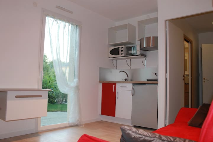 Very nice Studio near the beach - Saint-Nazaire - Apartament