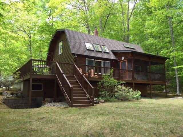 Cozy NH Cabin - Moultonborough - Casa