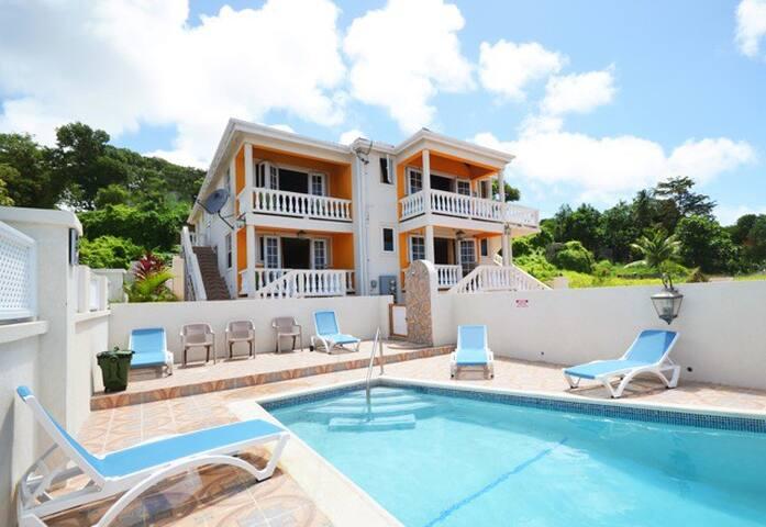 1 Bedroom Cottage On south coast - Oistins - Lejlighed