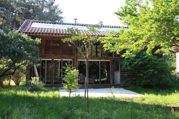 Ancienne grange aménagée - Lit-et-Mixe - Hus