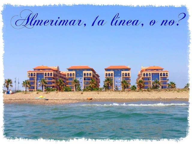 Sea Views Appartment Almerimar 2d - El Ejido - Lägenhet