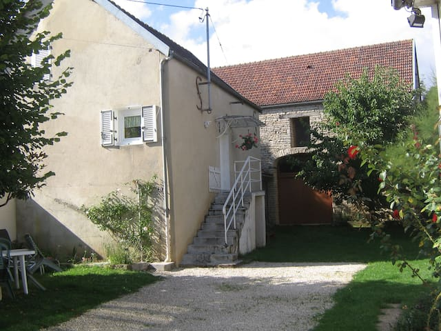 Charmante maison en Bourgogone - Villiers-les-Hauts - Ház