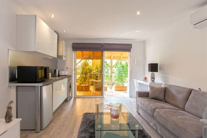 Studio neuf à ERBALUNGA - Brando - Apartament