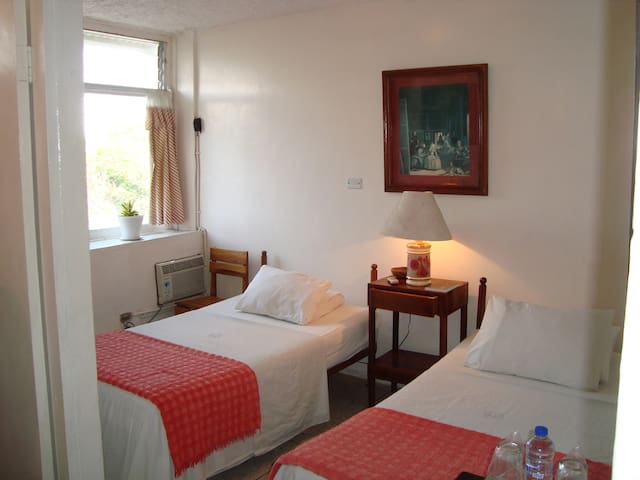 Double room with ocean view - Bahia de Caraquez