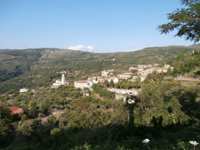 Cilento casa nel borgo di Camella - Perdifumo - Casa