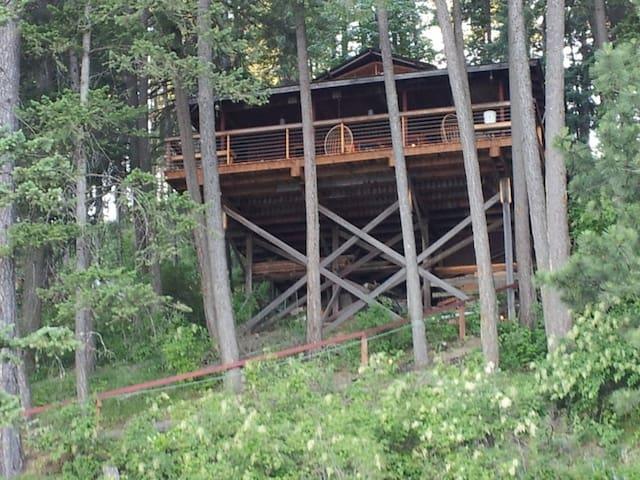 Seasonal Cabin, Peacefull retreat! - Worley