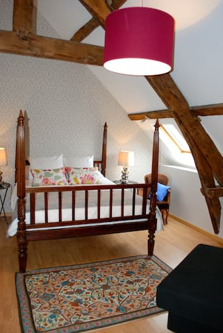 Chambre #2 dans maison de charme - Saint-Brice