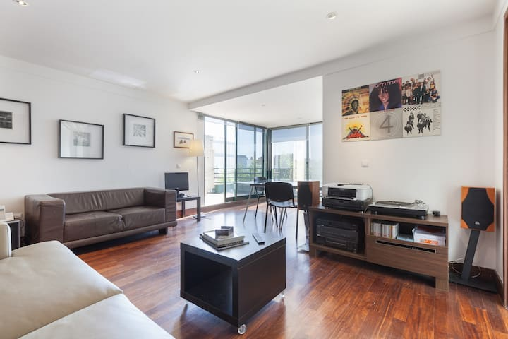 Nice apartment with terrace ! - 馬托西紐什