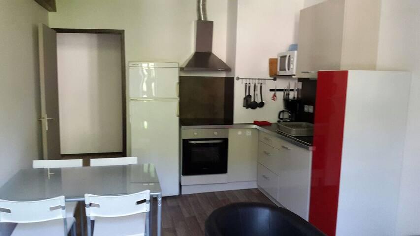 Appartment in St Sorlin en Bugey - Saint-Sorlin-en-Bugey