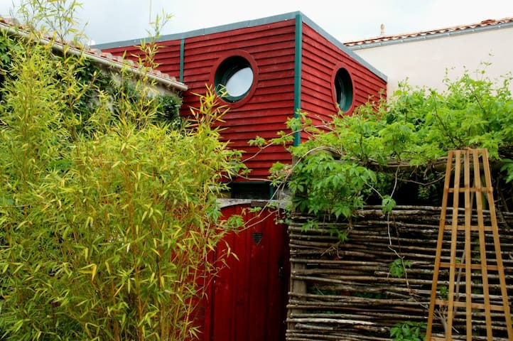 Gite : la maison du chat bleu - Saint-Hilaire-de-Clisson - Huis