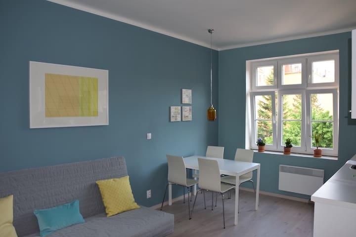 Design apartment 5 in Pilsen center - Plzeň - Apartament
