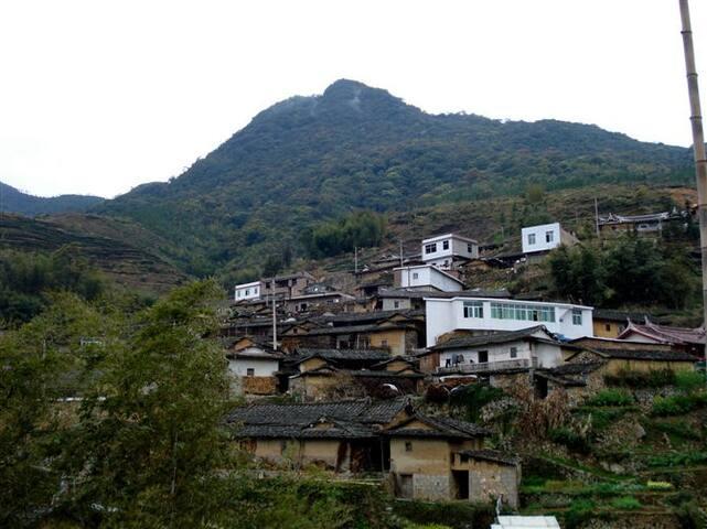 Old House On Tea Mountain Village - Quanzhou - Rumah Tanah