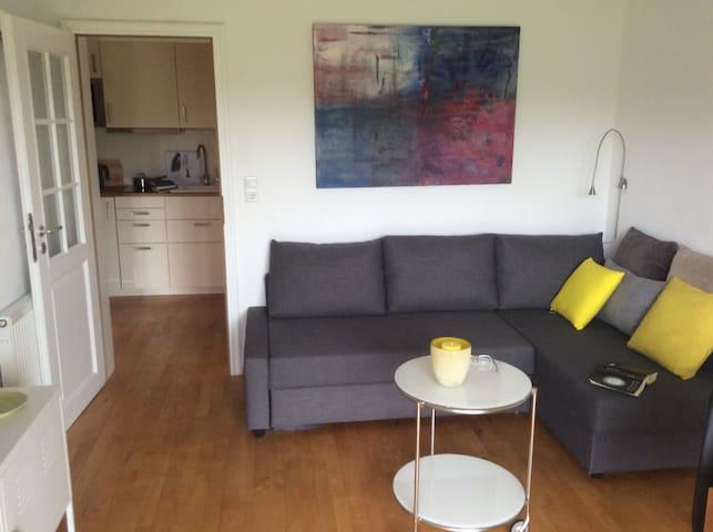 Sehr schöne  helle und moderne strandnahe Wohnung - Wyk auf Föhr - Kondominium