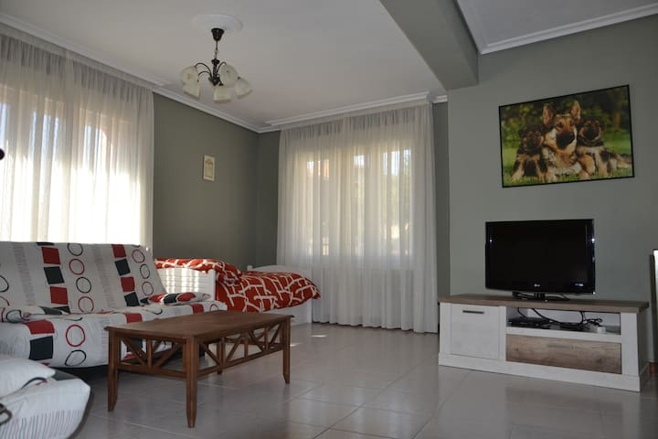 SPACIOUS, QUIET  AND  COMFORTABLE - Viana - Appartement