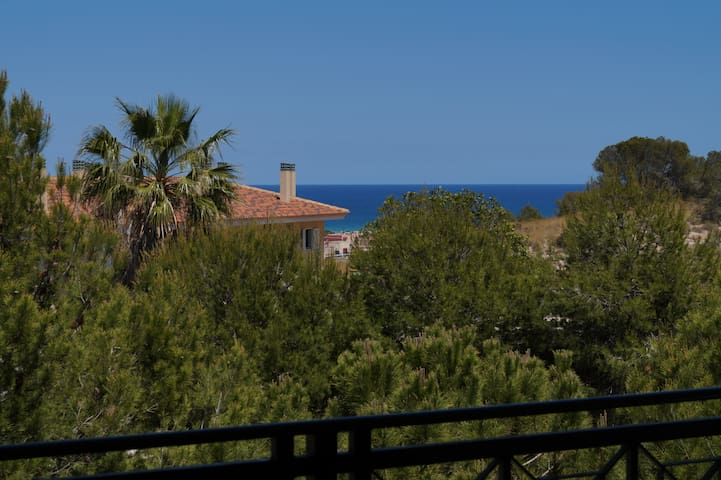 Holiday apartment with sea views - Gran Alacant - Apartament