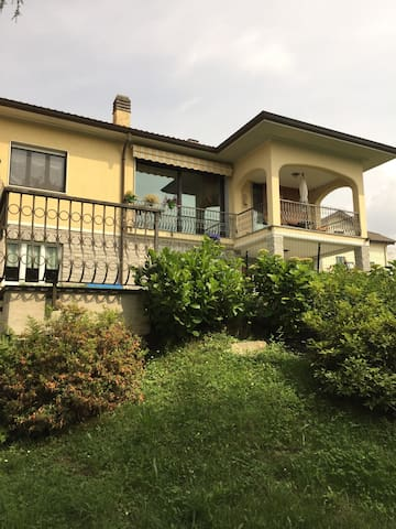 VILLA WITH BREATHTAKING VIEW - Poppino - Apartamento