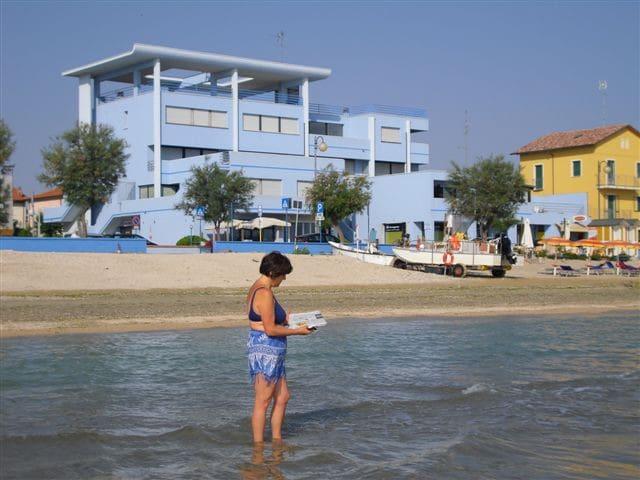 Monolocale in prima fila - Marotta - Apartment