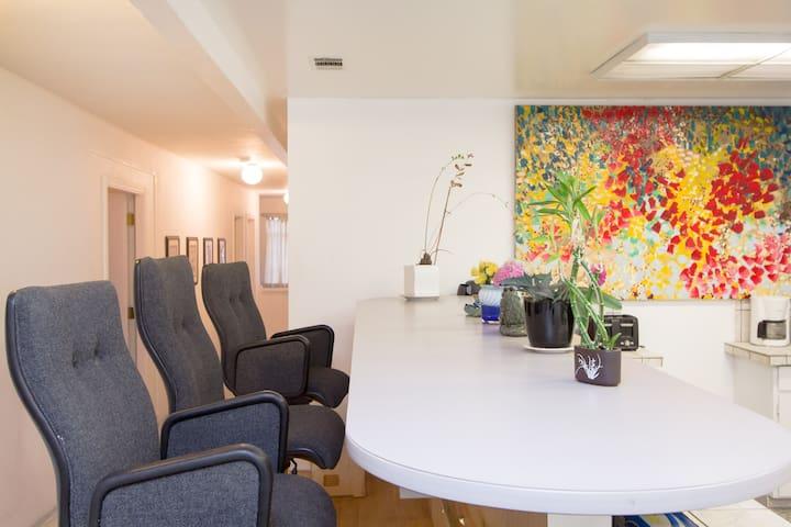Quiet, Clean secured room, Napa-SF2 - Vallejo - Appartement