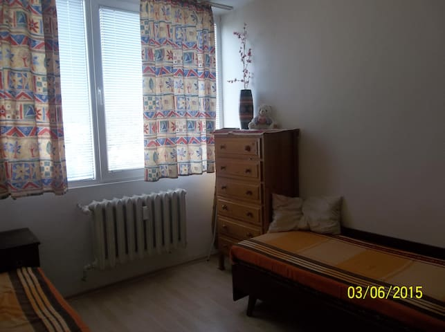 Cosy apartment close to the center - Ilinden - Daire