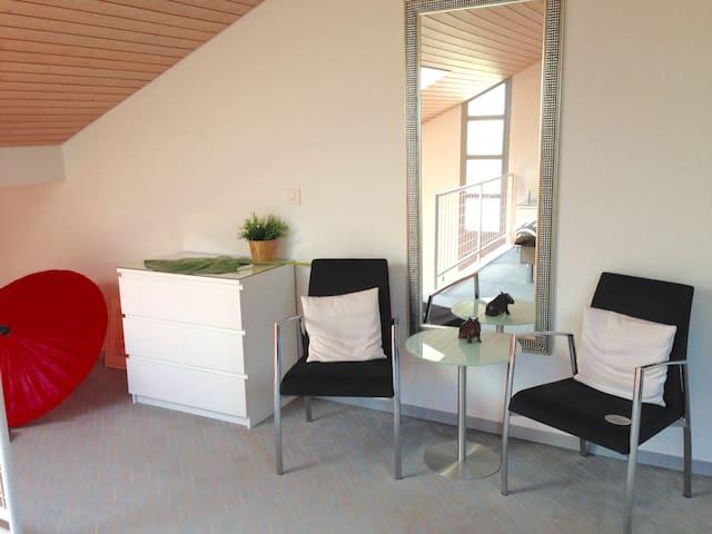 Schöne 2-stöckige Wohnung - Eppenberg - Kondominium