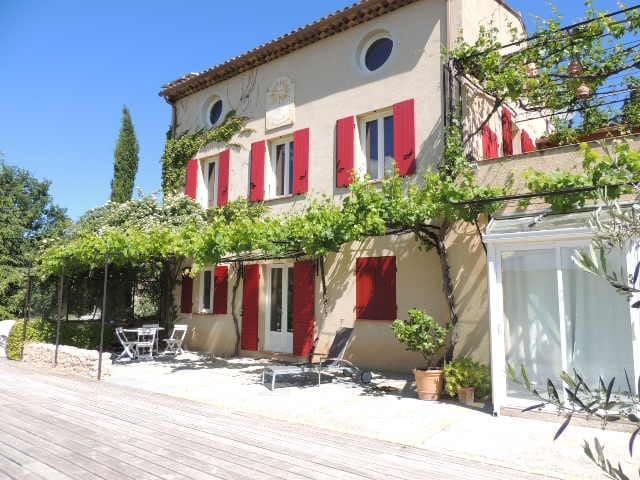 Oasis de calme en haute provence - Mallefougasse-Augès - Leilighet