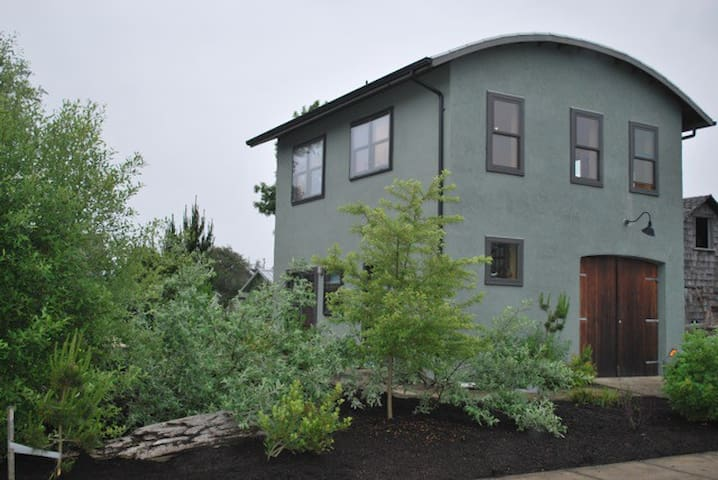 Bright, eco-built, near the port! - Ilwaco - Ev