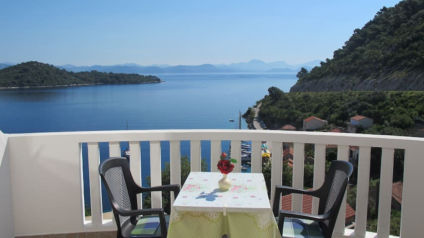 New Apart for two-Stunning Sea View - Sobra - Apartment