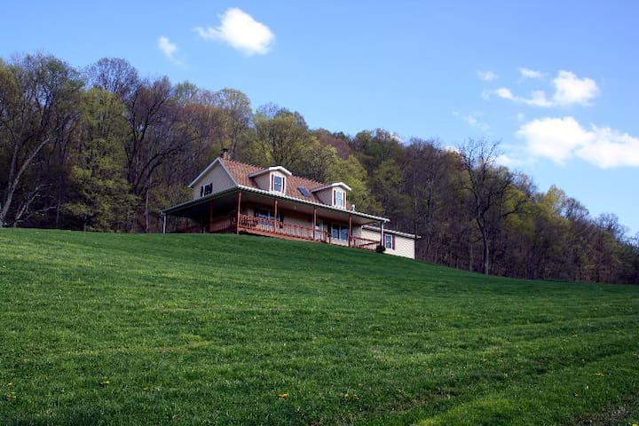 Beautiful house in the Country - Sarahsville