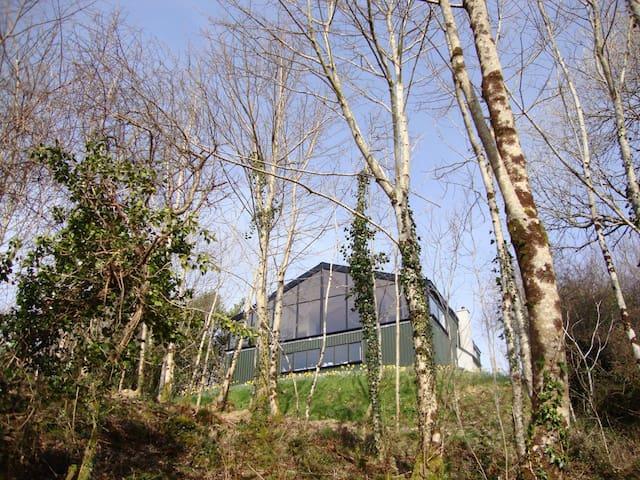 The Tractor Shed Loft Apartment - Ballydehob - Loteng Studio