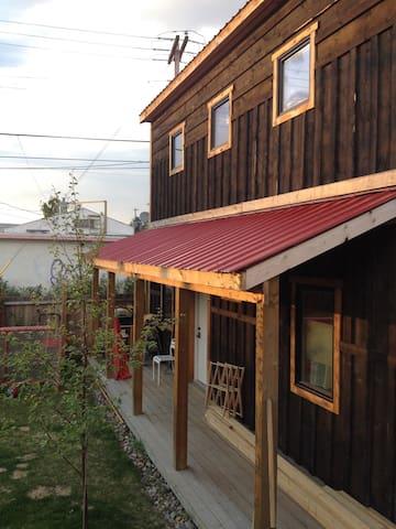 Yukon Haven Suites - Up Top - Whitehorse - Lägenhet