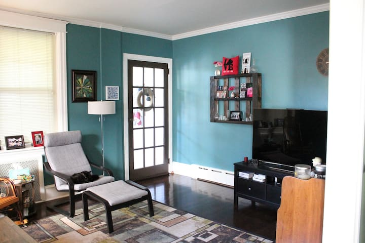 Easy Access for Papal Visit - Norristown - Casa