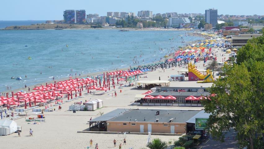 NEW APARTMENT NEAR THE BEACH - Constanța