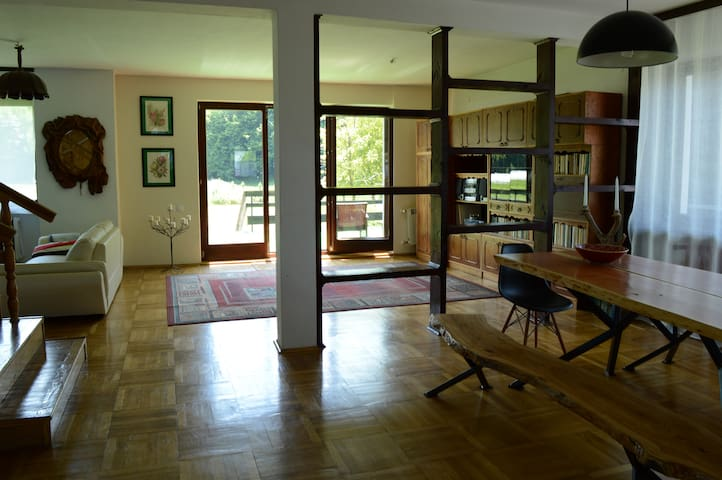 The perfect family destination - Strzeszyce - Rumah