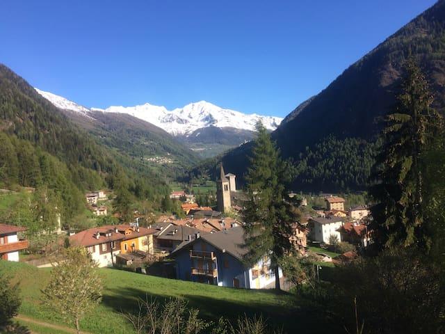 Mansarda Trentino-Campiglio - Ossana - Huoneisto