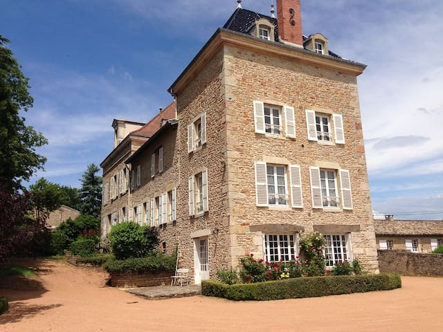 Family House in a vineryard. - Prissé - Huis