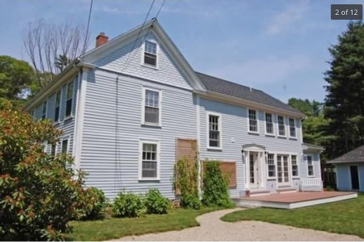 Family friendly home near the beach - Manchester-by-the-Sea - Dom