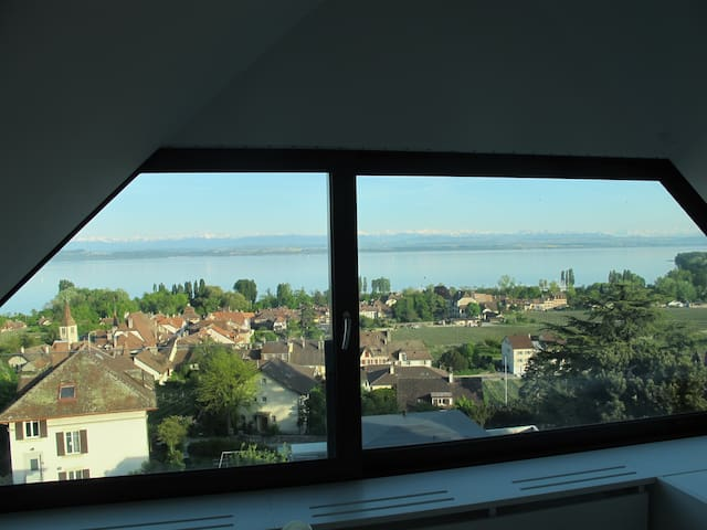 Studio Le petit Ciel - Auvernier - Ev
