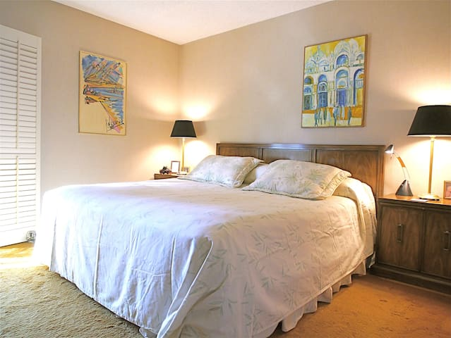 Upper SF Bay Area central to Napa! - Green Valley - Bed & Breakfast