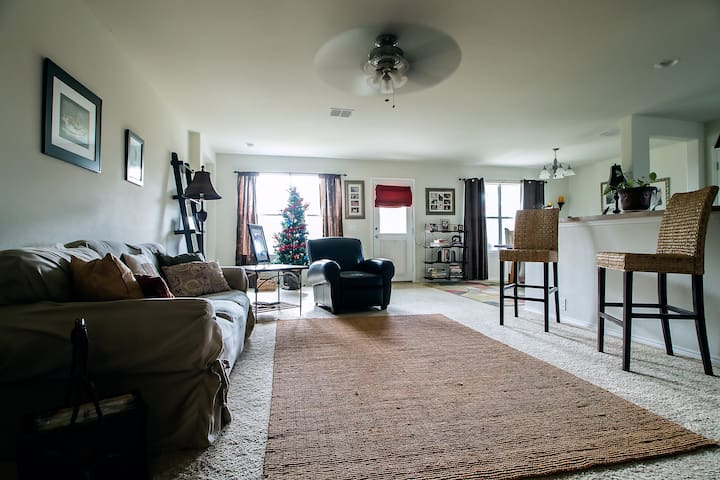 TracysHaven by Texas Motor Speedway - Fort Worth - Huis