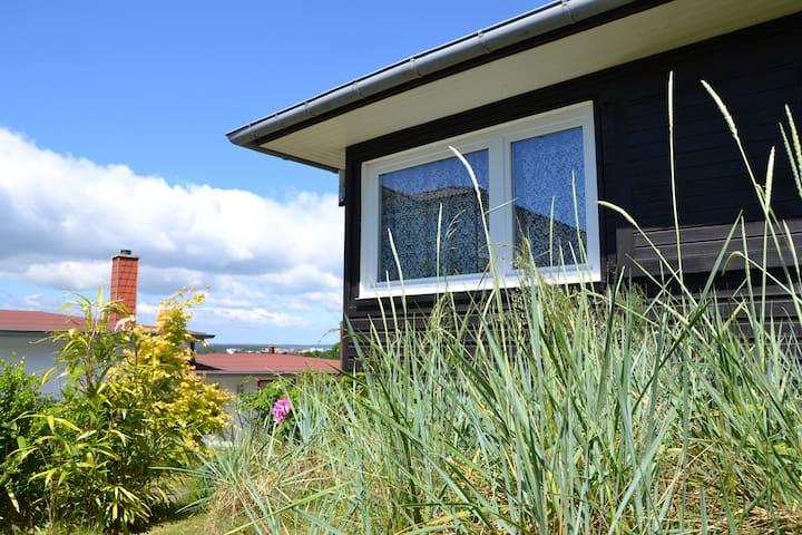Sommer-Ferienhaus in Binz auf Rügen - Binz - Rumah