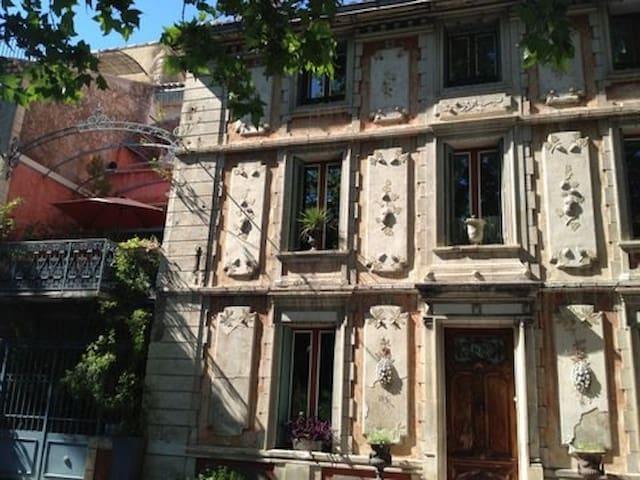 The rose house - Fontaine-de-Vaucluse - Apartamento