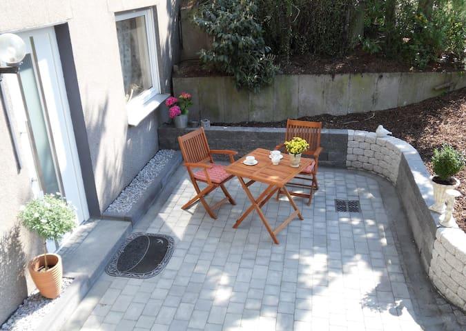 Traumhaft schöne FeWo nähe Koblenz - Lonnig - Lägenhet