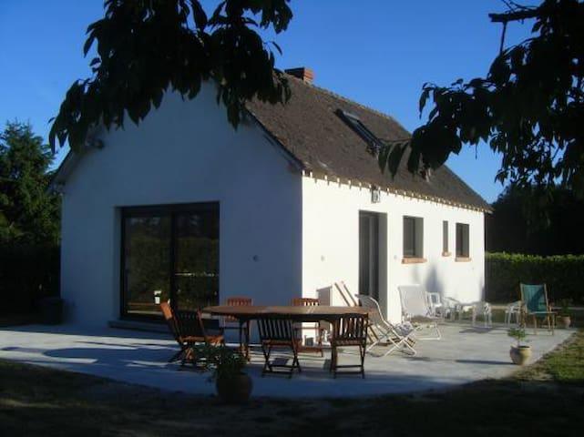 L'Hermitage - Seichebrières - Huis