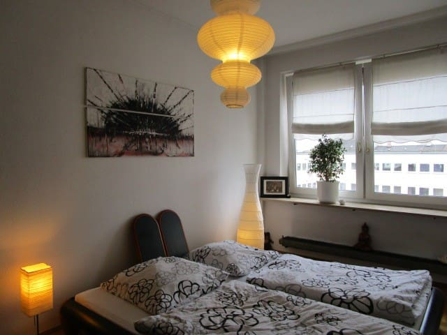 perfect room for fair visitors - Fürth - Bed & Breakfast